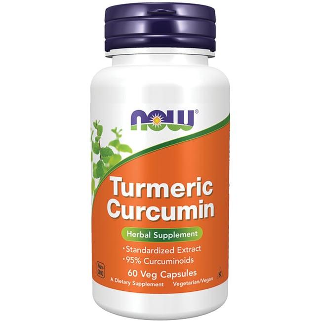 NOW FoodsCurcumin