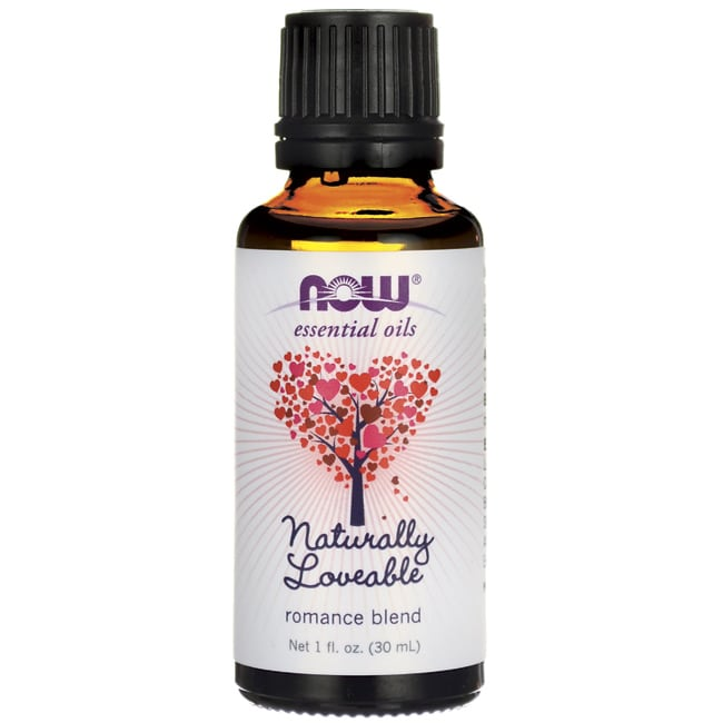 NOW FoodsEssential Oils Naturally Loveable Romance Blend