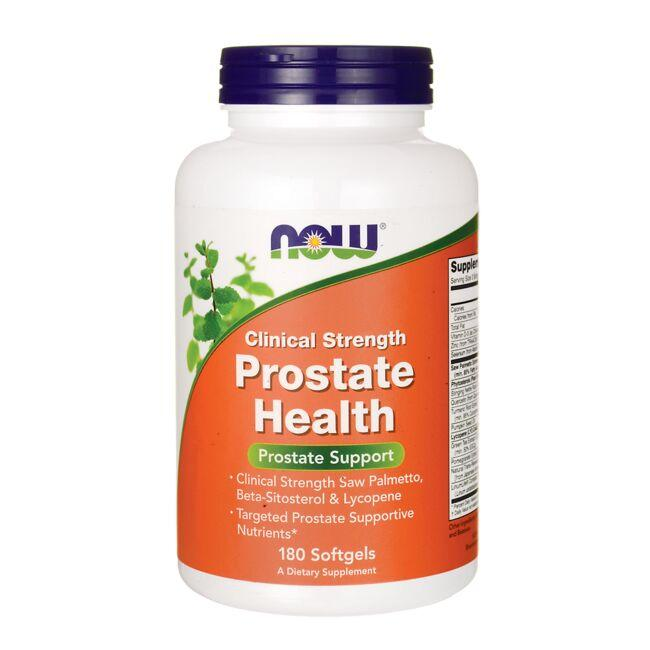 NOW FoodsClinical Strength Prostate Health