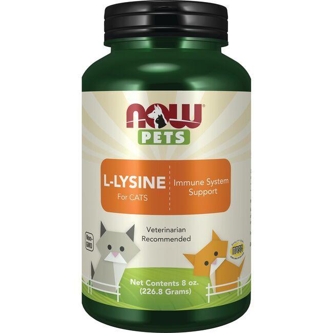 NOW FoodsNOW Pets L-Lysine For Cats