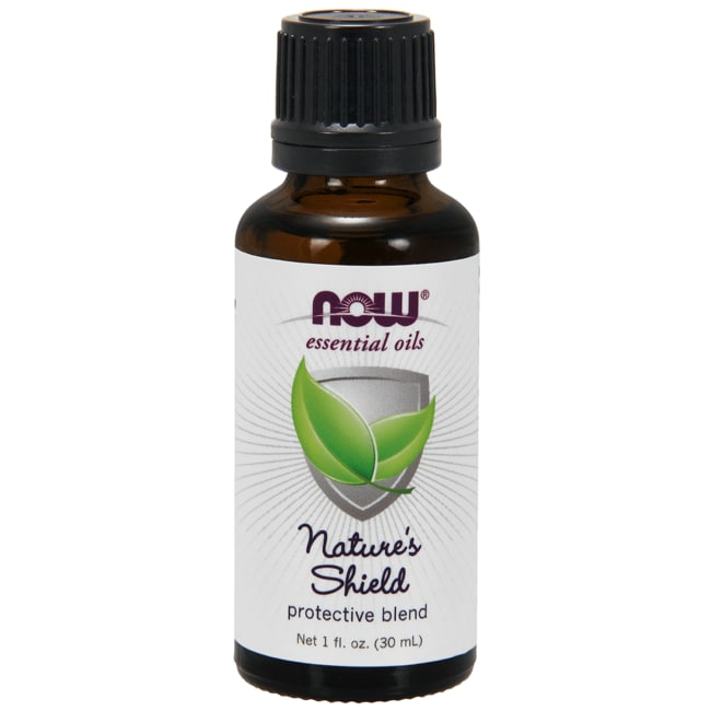 NOW Foods Nature's Shield Protective Blend 1 Fl Oz (30 ML