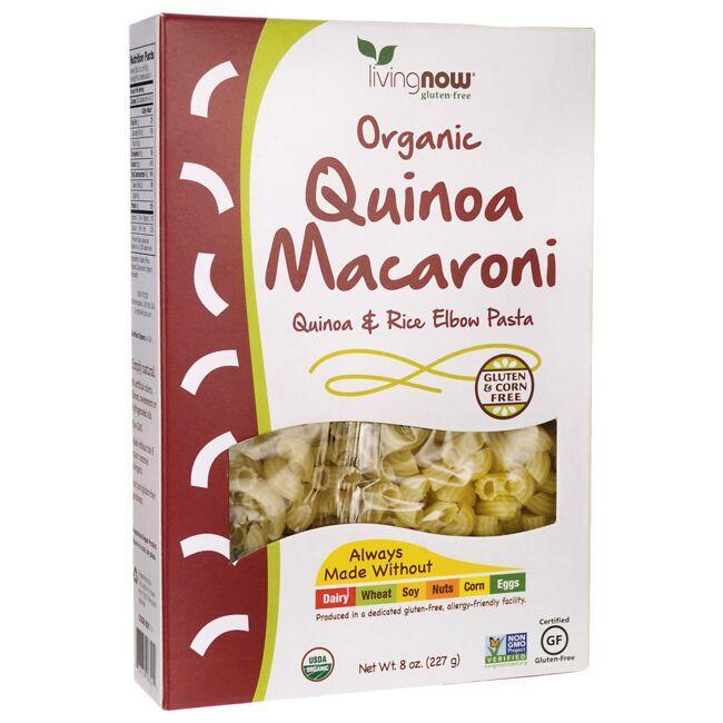 NOW FoodsOrganic Quinoa Macaroni