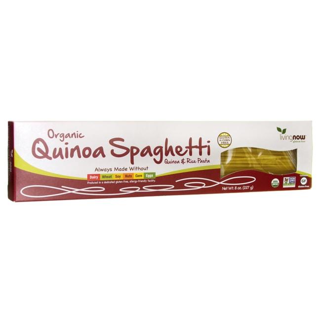 NOW FoodsOrganic Quinoa Spaghetti