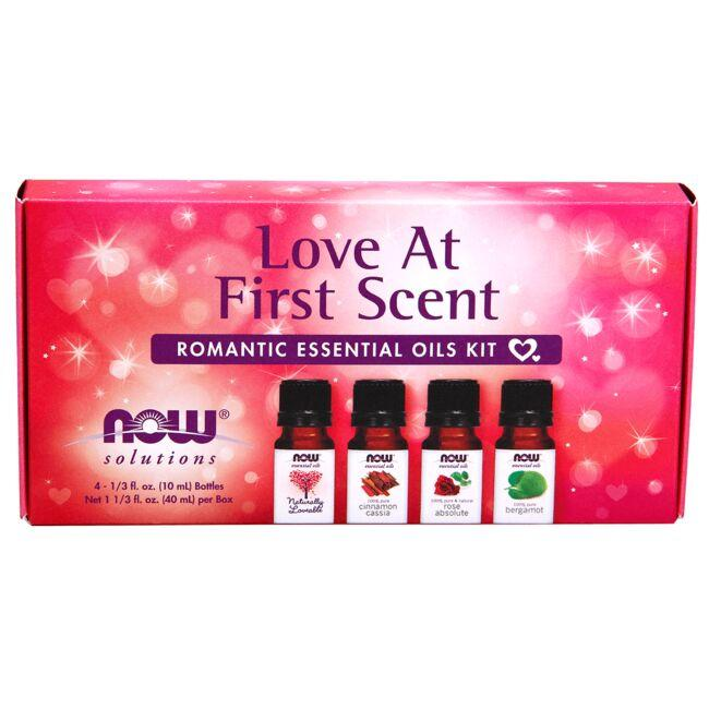 NOW FoodsRomantic Essential Oils Kit