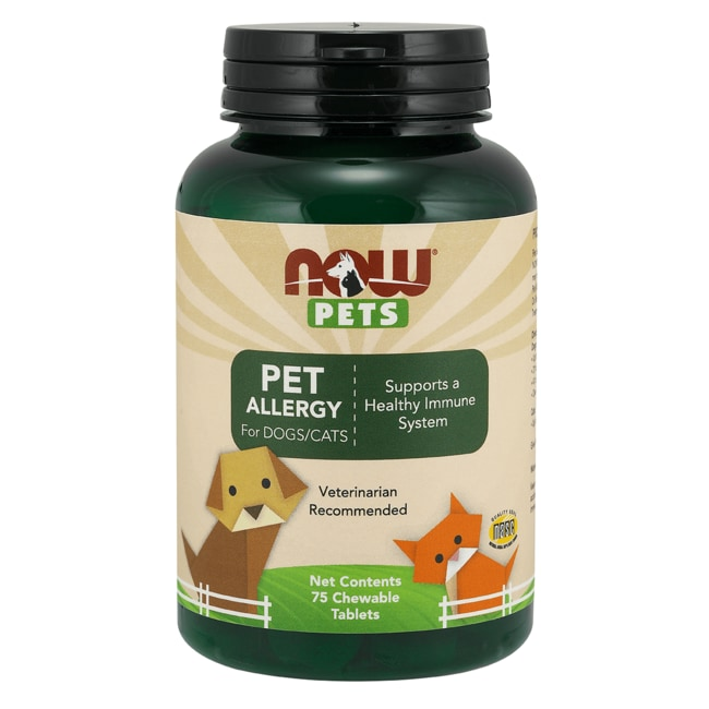 NOW FoodsPet Allergy For Dogs/Cats