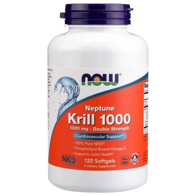 NOW FoodsNeptune Krill 1000