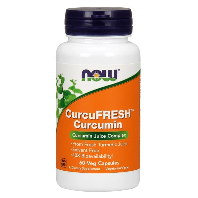 NOW Foods CurcuFRESH Curcumin