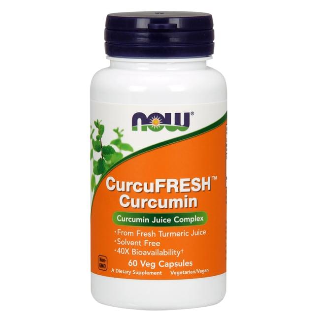 NOW FoodsCurcuFRESH Curcumin