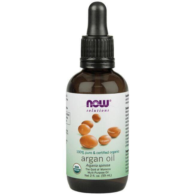 NOW FoodsCertified Organic & 100% Pure Argan Oil