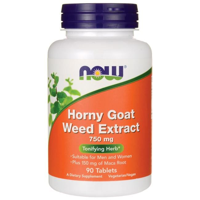 NOW FoodsHorny Goat Weed Extract
