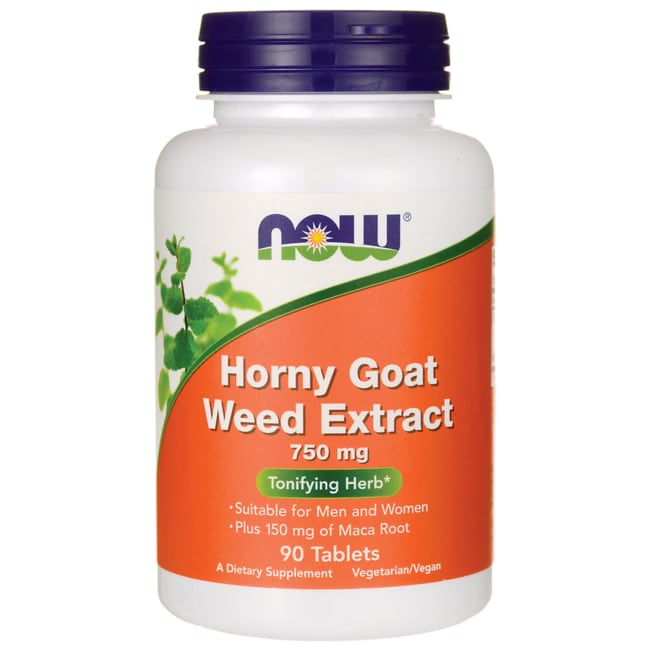 NOW Foods Horny Goat Weed