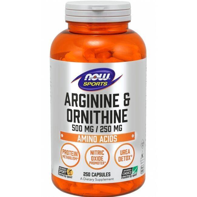 NOW FoodsArginine & Ornithine
