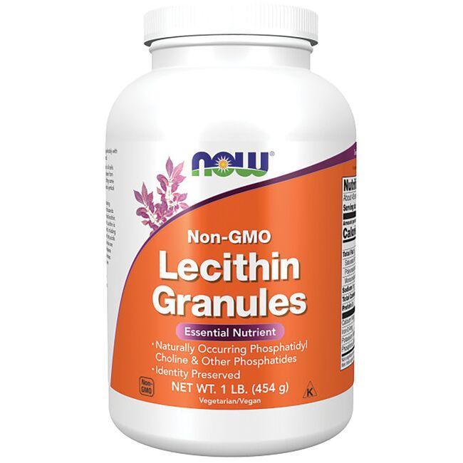 NOW FoodsLecithin Granules Non-GMO