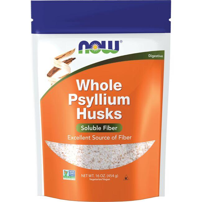 NOW FoodsWhole Psyllium Husks
