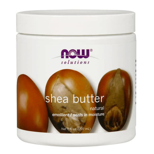 NOW FoodsShea Butter