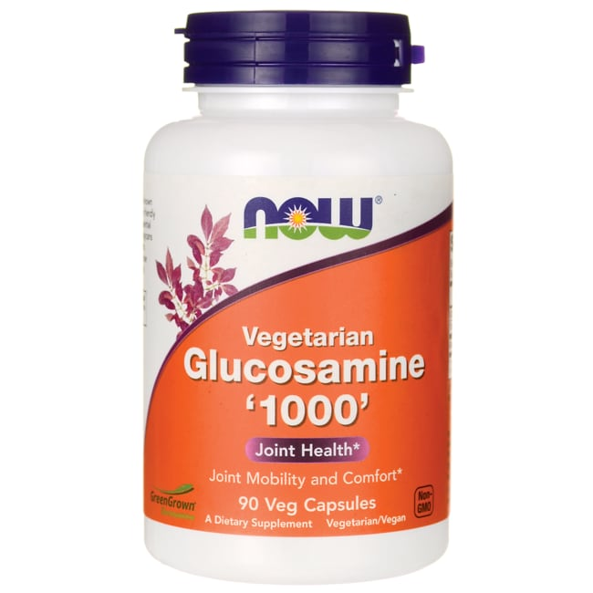 NOW Foods Vegetarian Glucosamine '1000'