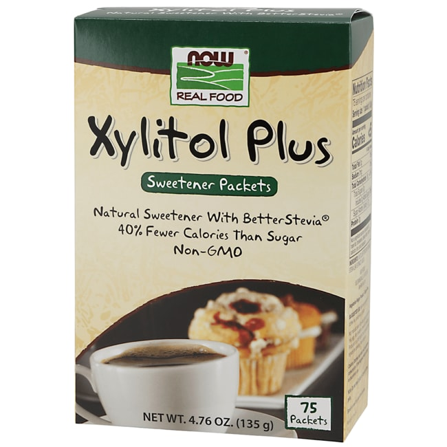 NOW FoodsXylitol Plus