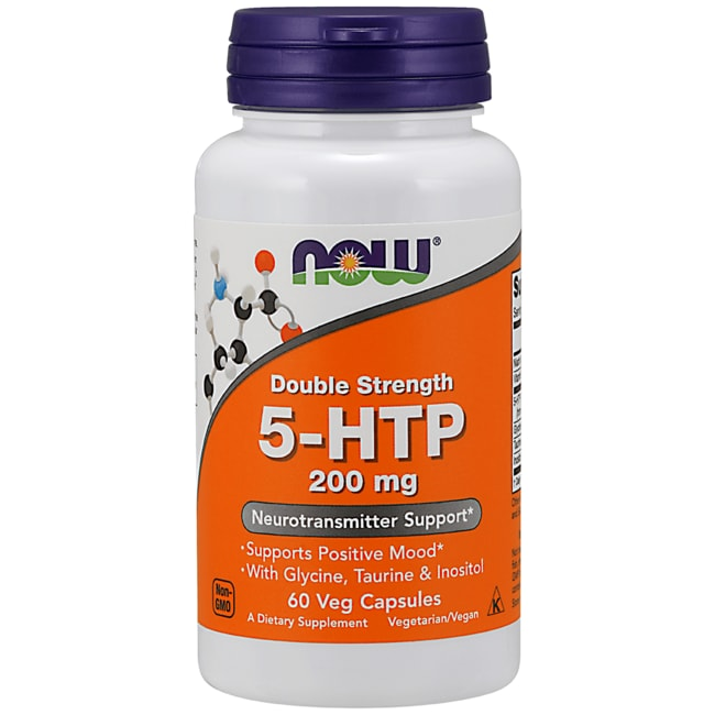 NOW FoodsDouble Strength 5-HTP