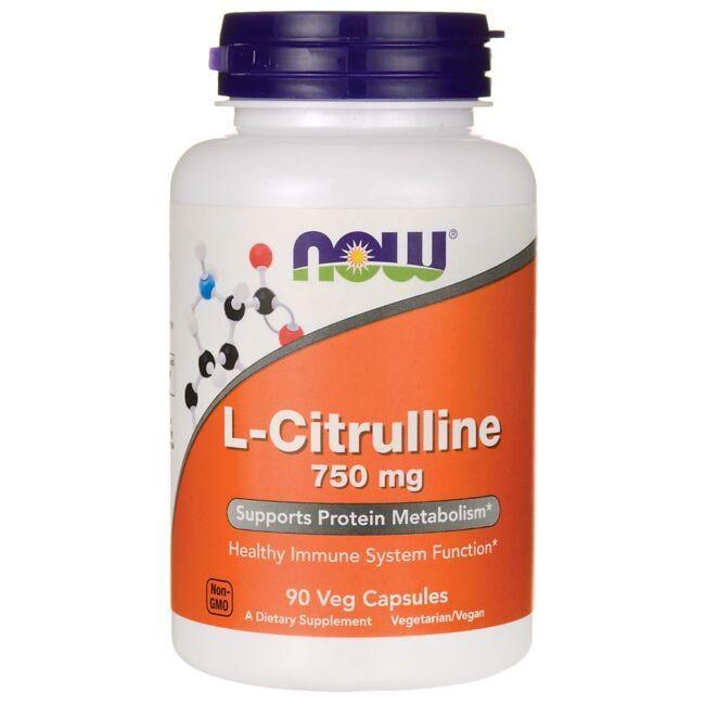 NOW FoodsL-Citrulline