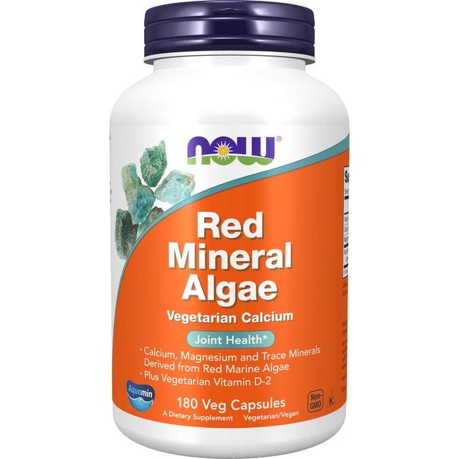 NOW FoodsRed Mineral Algae