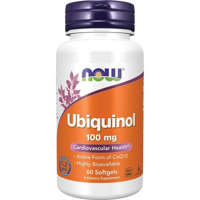 NOW FoodsUbiquinol