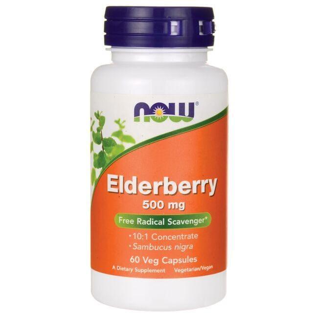 NOW FoodsElderberry