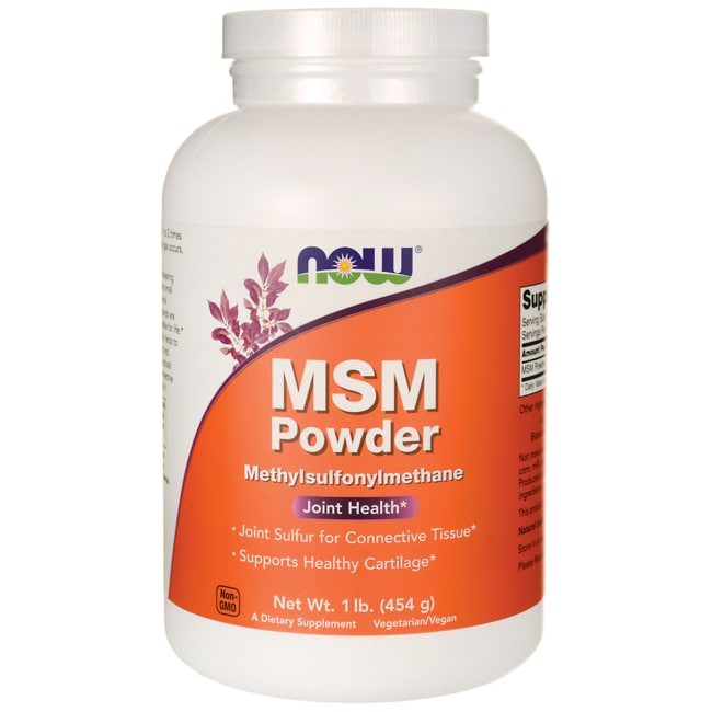NOW FoodsMSM Powder