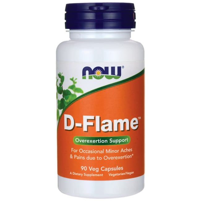 NOW Foods D-Flame