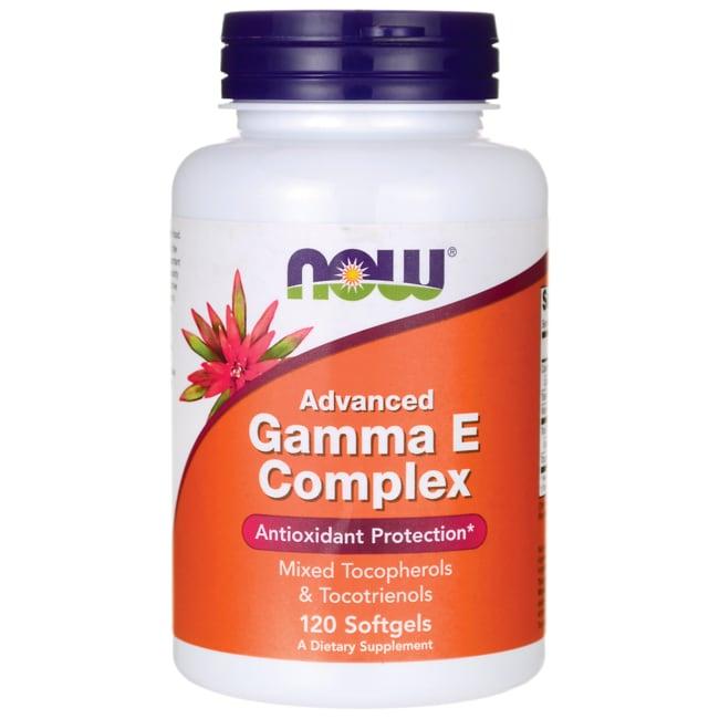 NOW FoodsAdvanced Gamma E Complex
