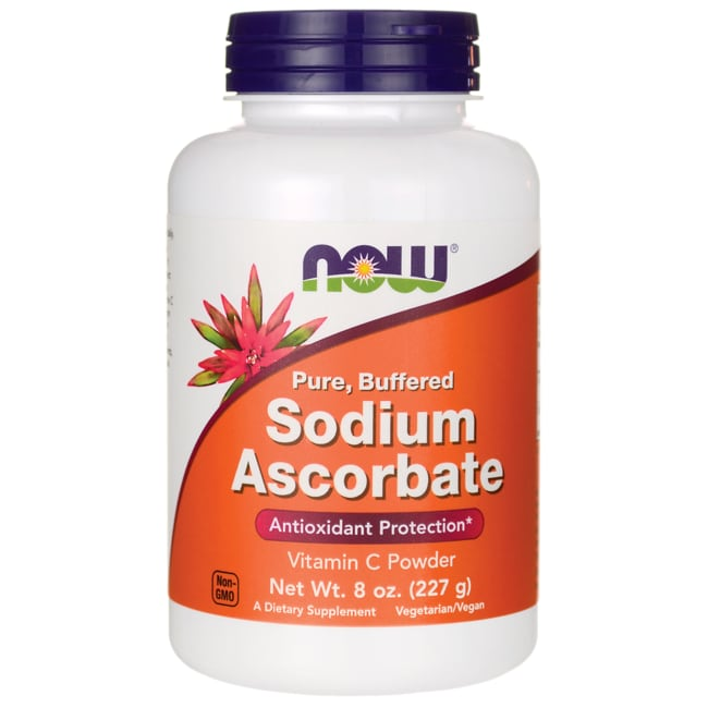 NOW FoodsSodium Ascorbate