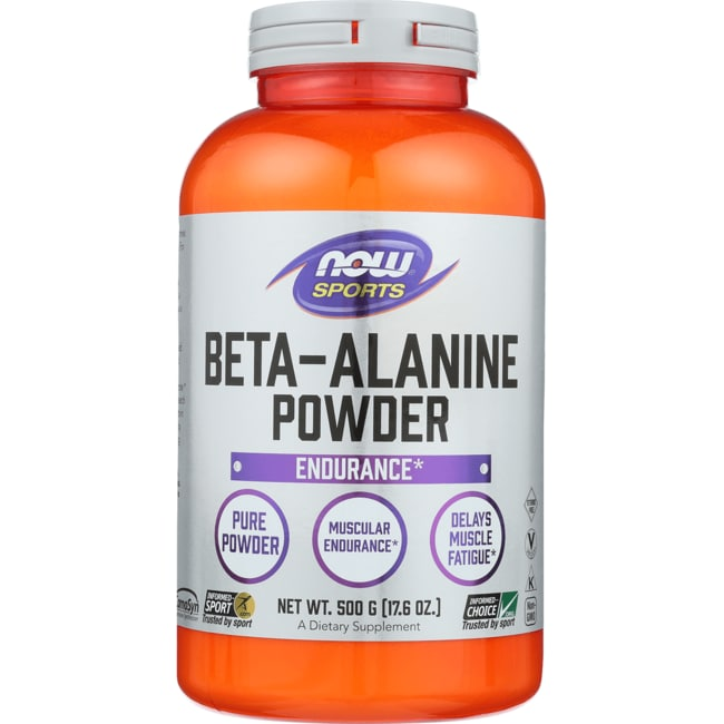 NOW FoodsBeta-Alanine Pure Powder