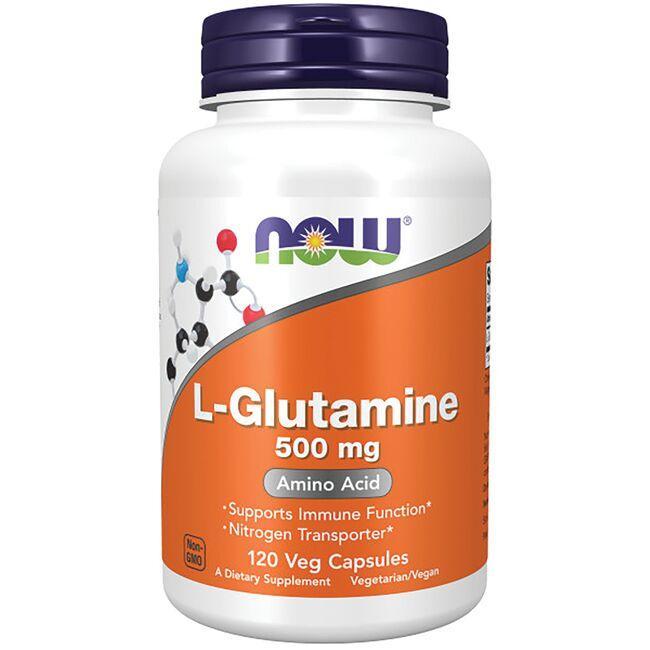 NOW FoodsL-Glutamine
