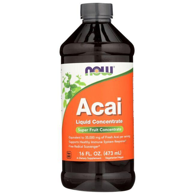 NOW FoodsAcai Liquid Concentrate