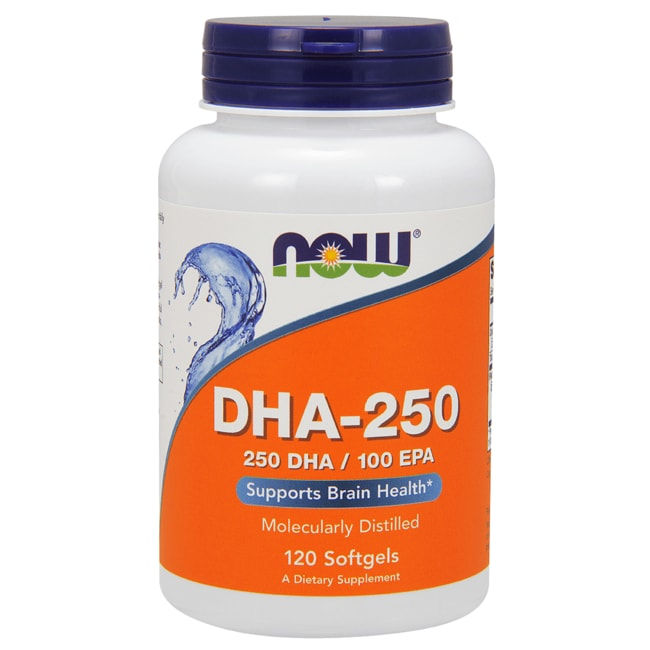 NOW Foods DHA-250