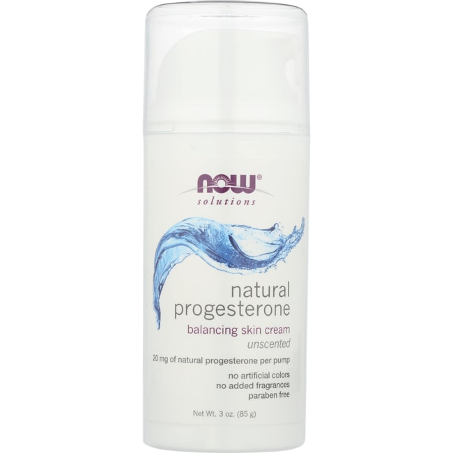 NOW FoodsNatural Progesterone - Unscented