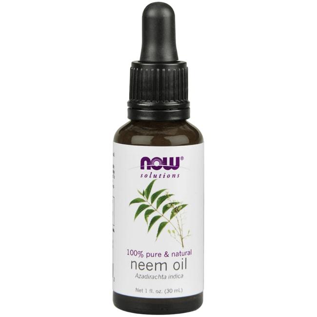 NOW Foods Neem Oil 1 Fl Oz (30 ML) Liquid