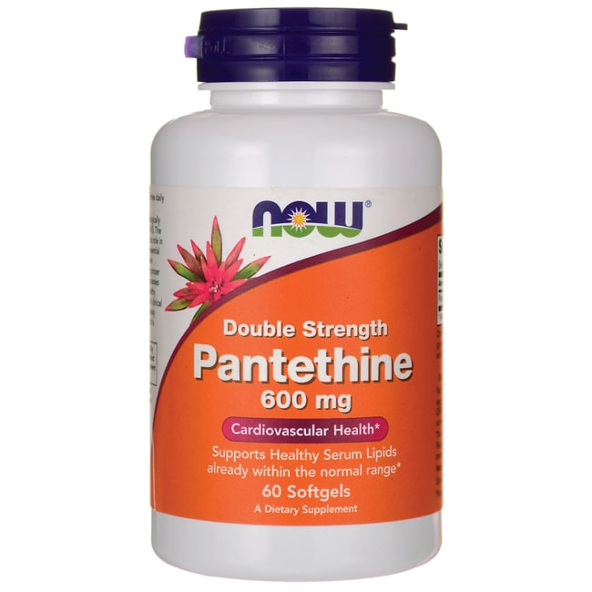 NOW FoodsDouble Strength Pantethine