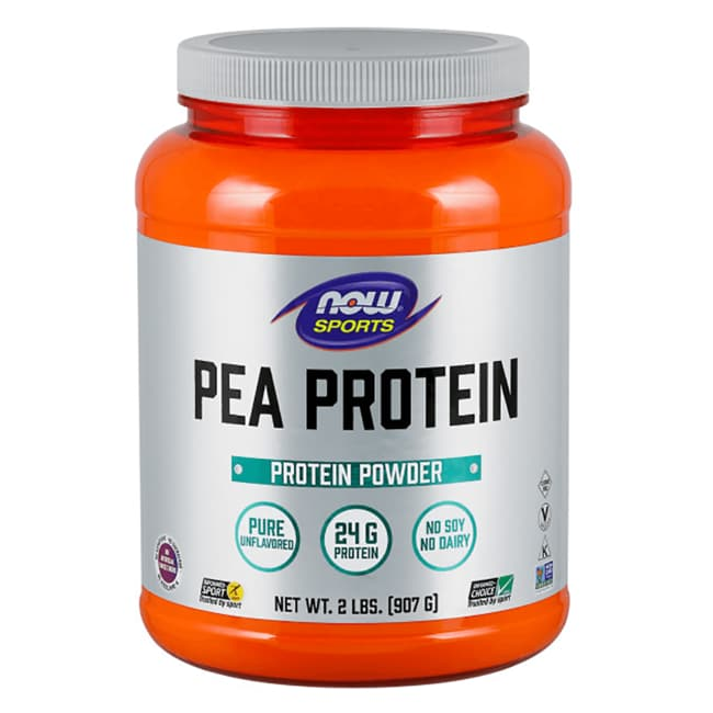 NOW Foods Pea Protein - Unflavored