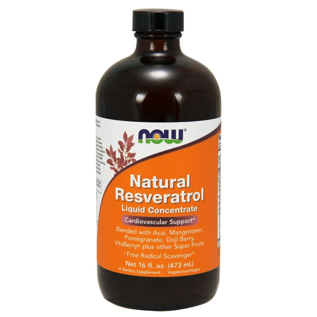 NOW Foods Resveratrol