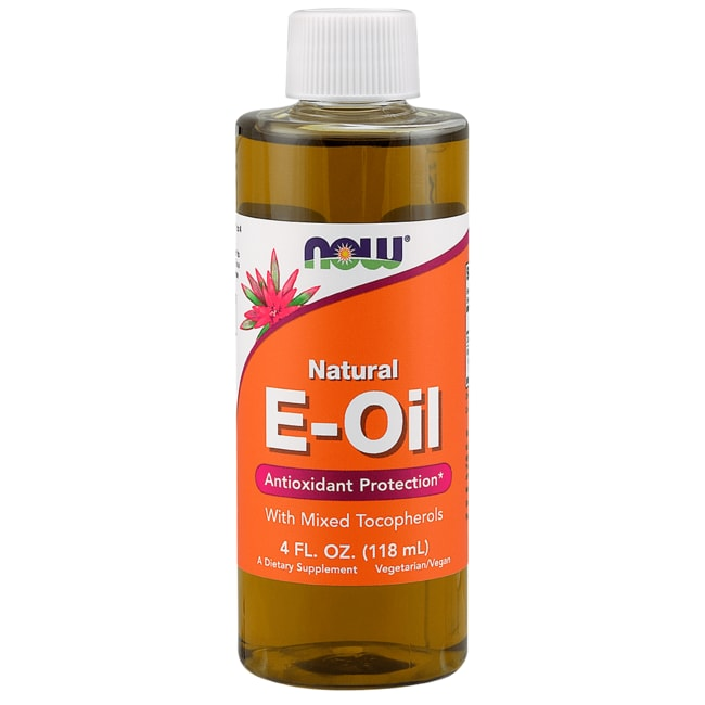 NOW Foods Vitamin E-Oil