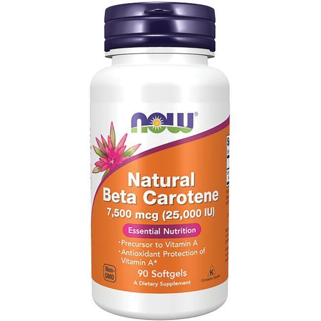 NOW FoodsNatural Beta Carotene
