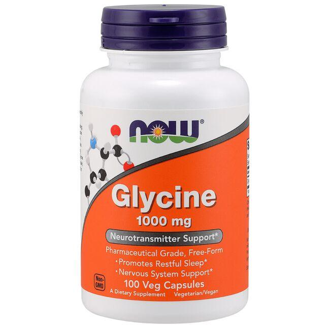 NOW Foods Glycine