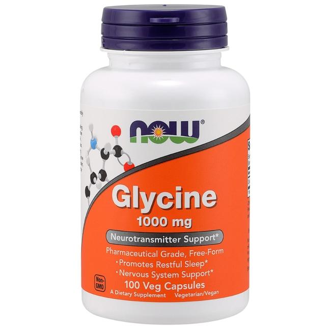 NOW Foods Glycine