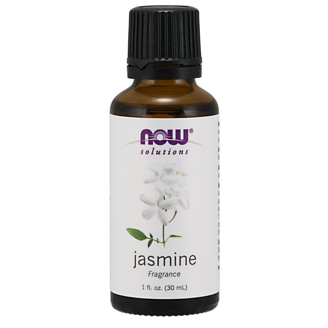 NOW FoodsJasmine Scented Oil
