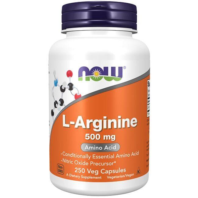 NOW FoodsL-Arginine