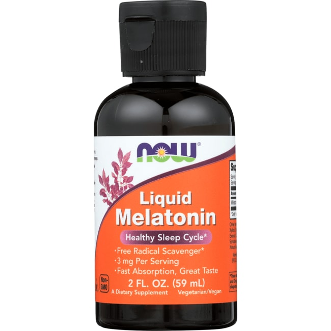 NOW FoodsLiquid Melatonin