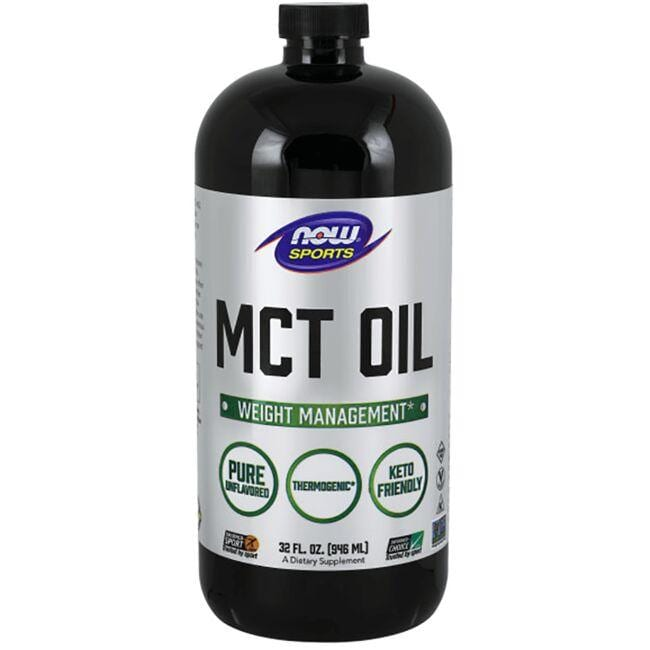 NOW Foods MCT Oil - Unflavored