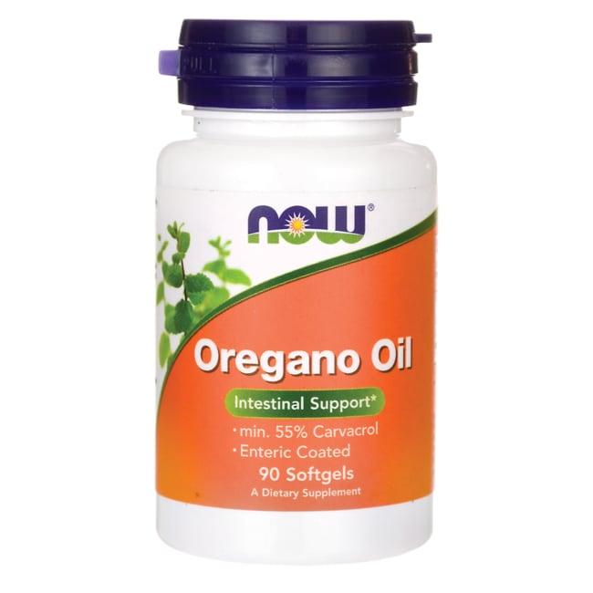NOW FoodsOregano Oil Softgels