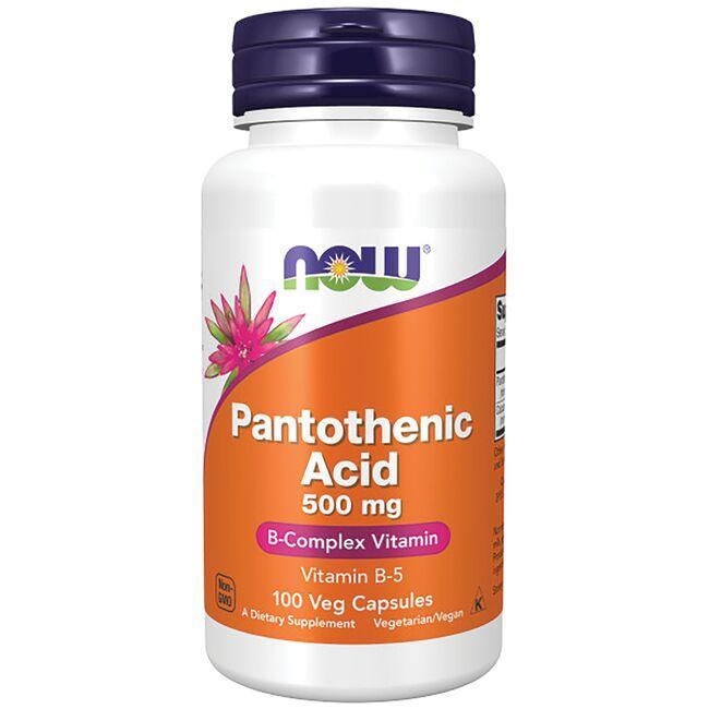 NOW FoodsPantothenic Acid