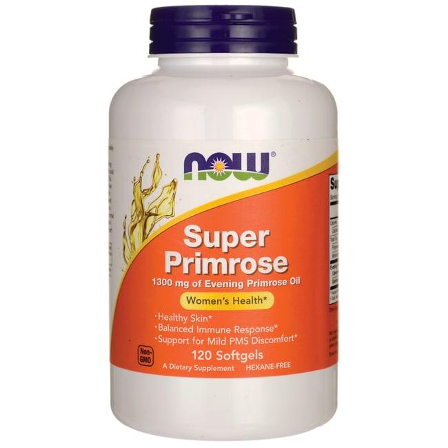 NOW Foods Super Primrose